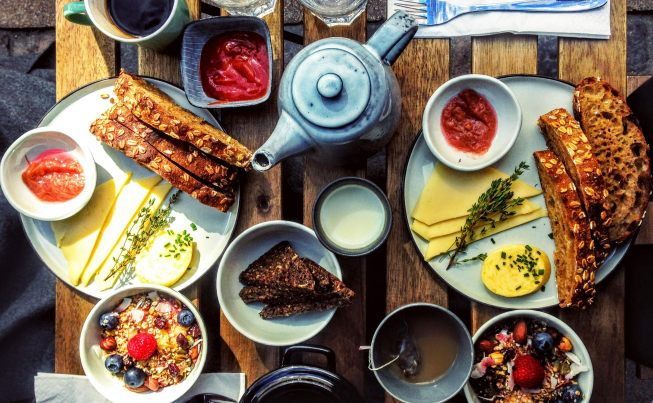 Top 4 Best Brunches in Copenhagen