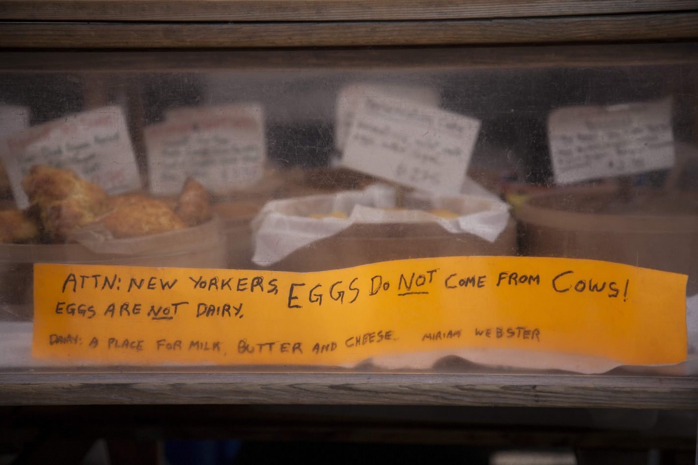 Anthony Ellis Photography: Come Unto Me - Eggs do not Come from Cows