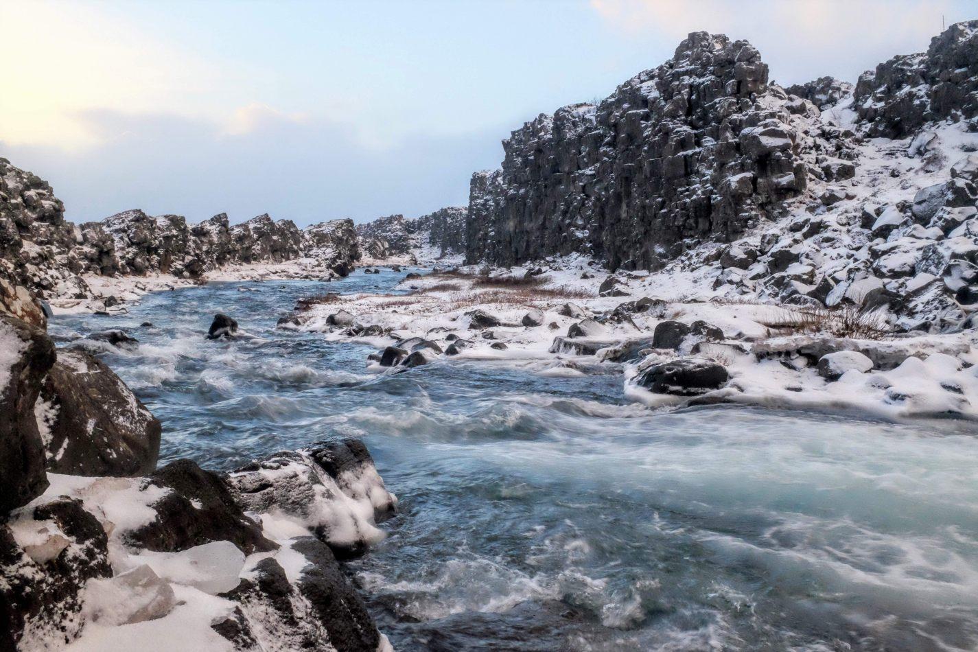 Hibiscus & Nomada : Iceland - Öxarárfoss