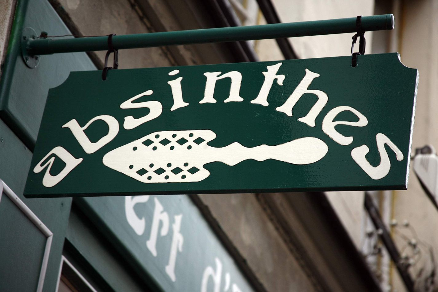Anthony Ellis Photography: Libertine - Absinthes