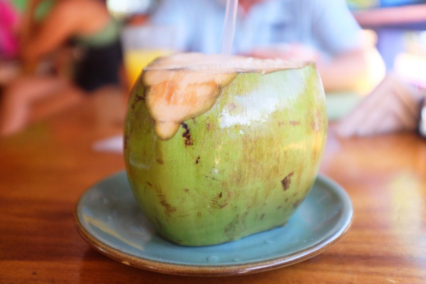 Hibiscus & Nomada : - - Coconut Water