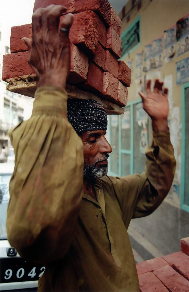 Anthony Ellis Photography: Zindabad - Brick Layer