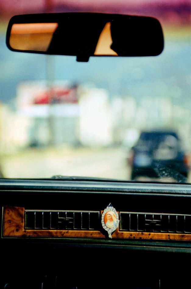 Anthony Ellis Photography: Confessions - Dashboard Madonna