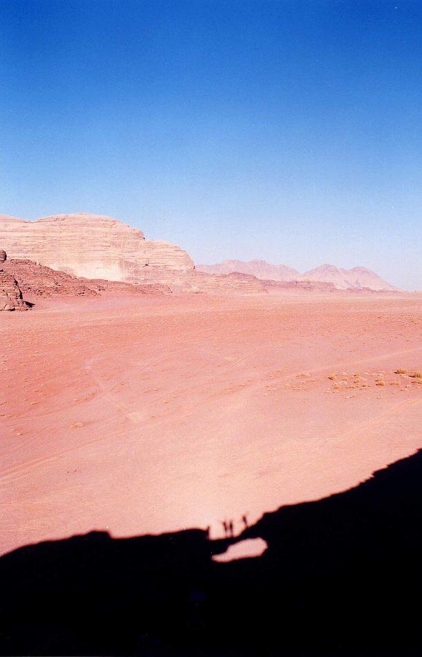 Anthony Ellis Photography: Noon Heat - Pink Desert
