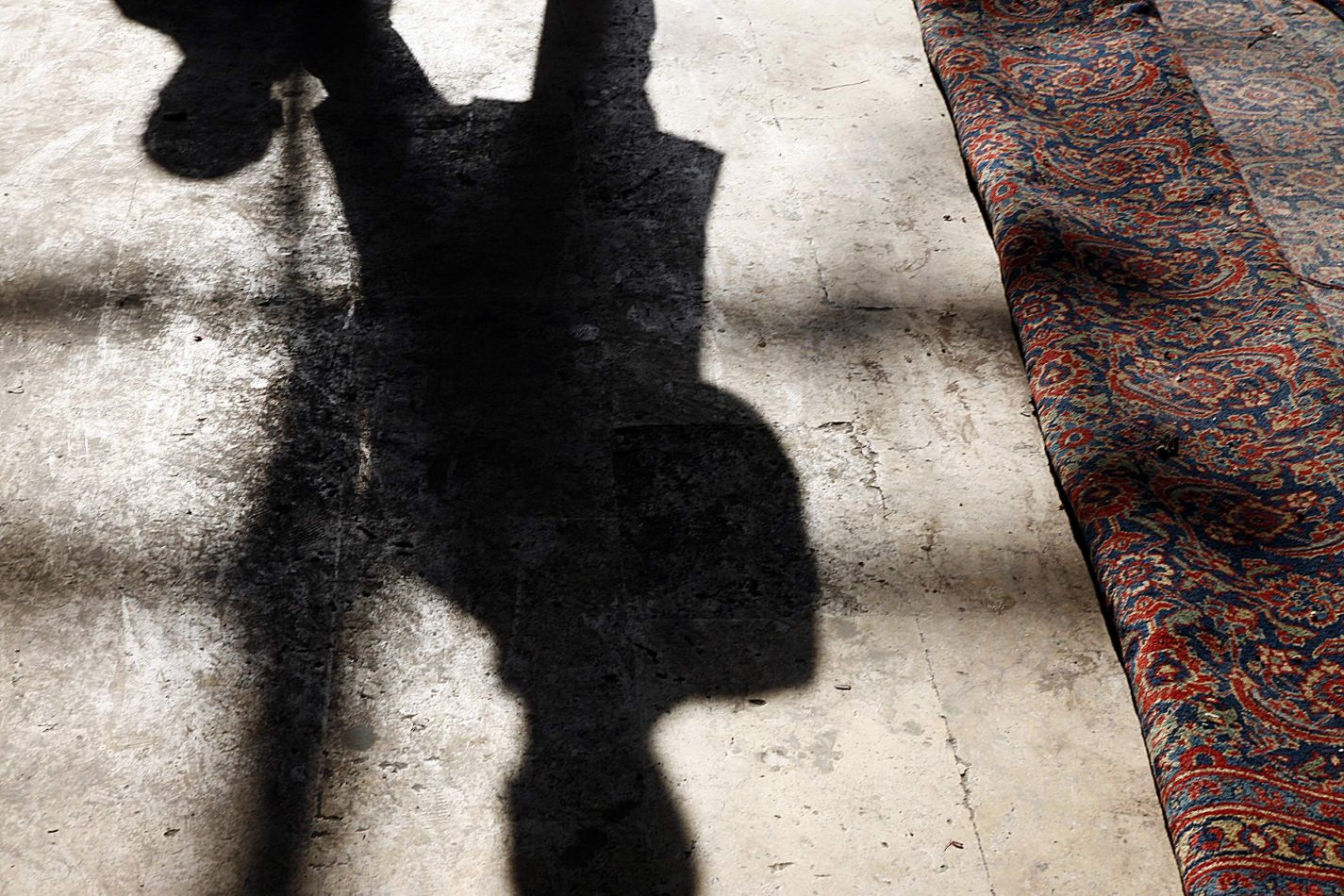 Anthony Ellis Photography: Shadows and Steps - Al-Qalab