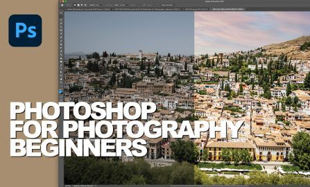 Photoshop for Photography Beginners | FREE COURSE