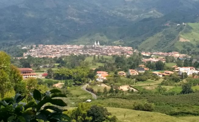 Jard� n  Colombia 24 hours in the booming coffee town