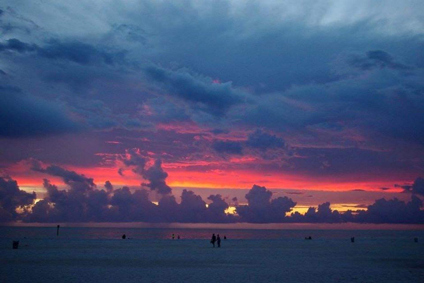 Hibiscus & Nomada : - - Best Sunset in Florida