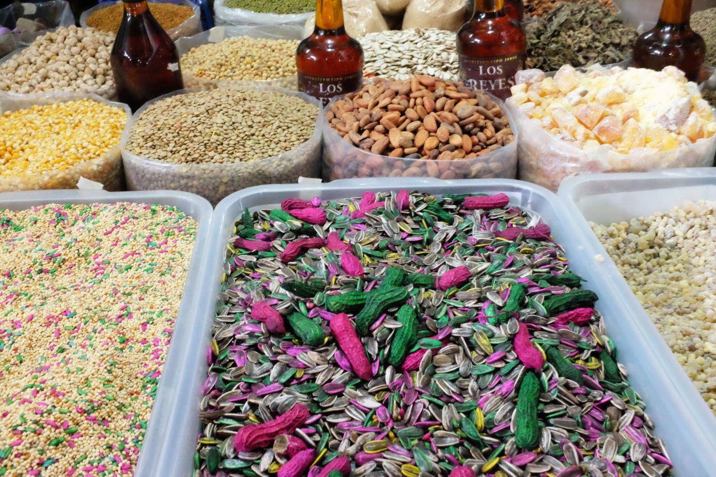 Hibiscus & Nomada : - - Food Market
