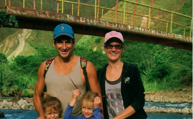 Family ditch life in the US to backpack around South America   � and fund it through blogging