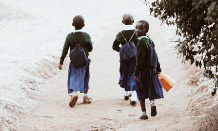 Being a Girl in Tanzania
