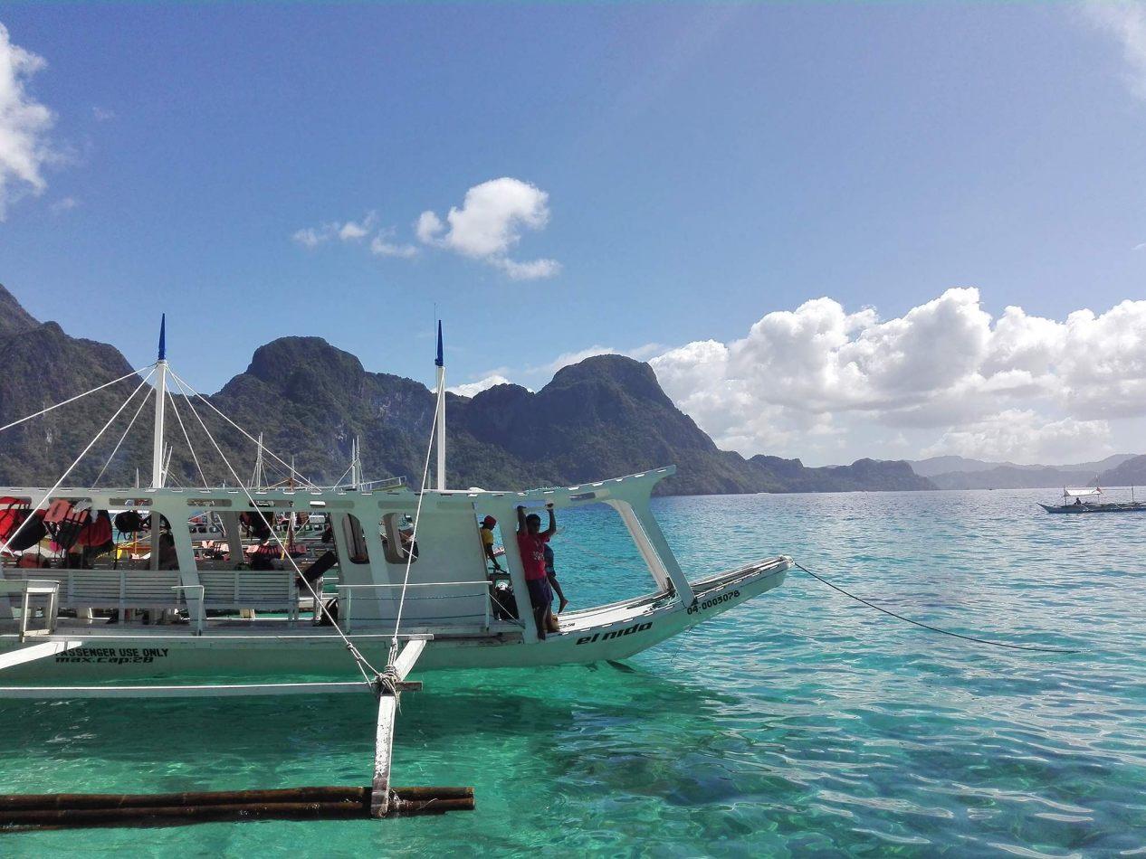 Hibiscus & Nomada : - - Helicopter Island, El Nido