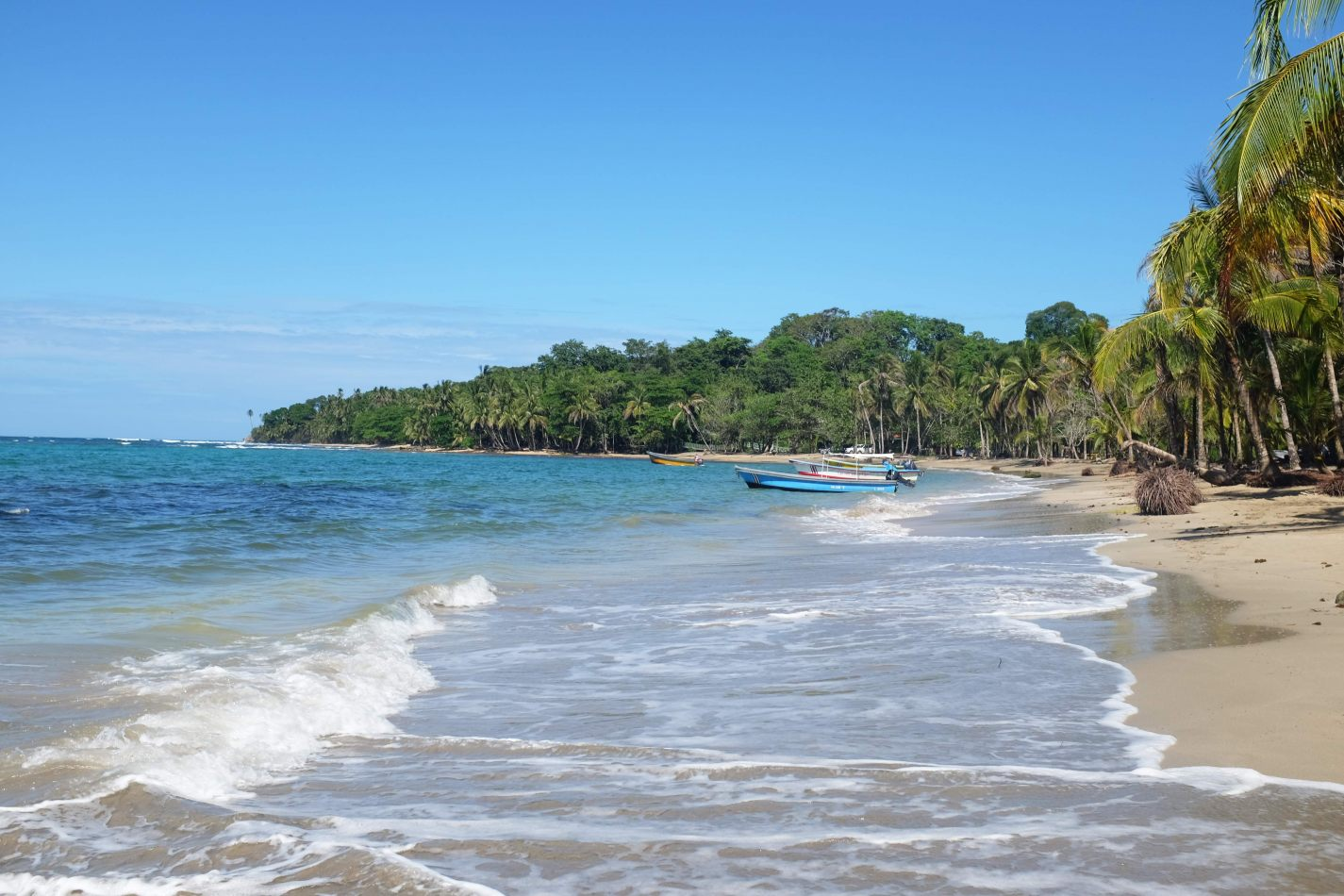 Hibiscus & Nomada : - - Playa Chiquita