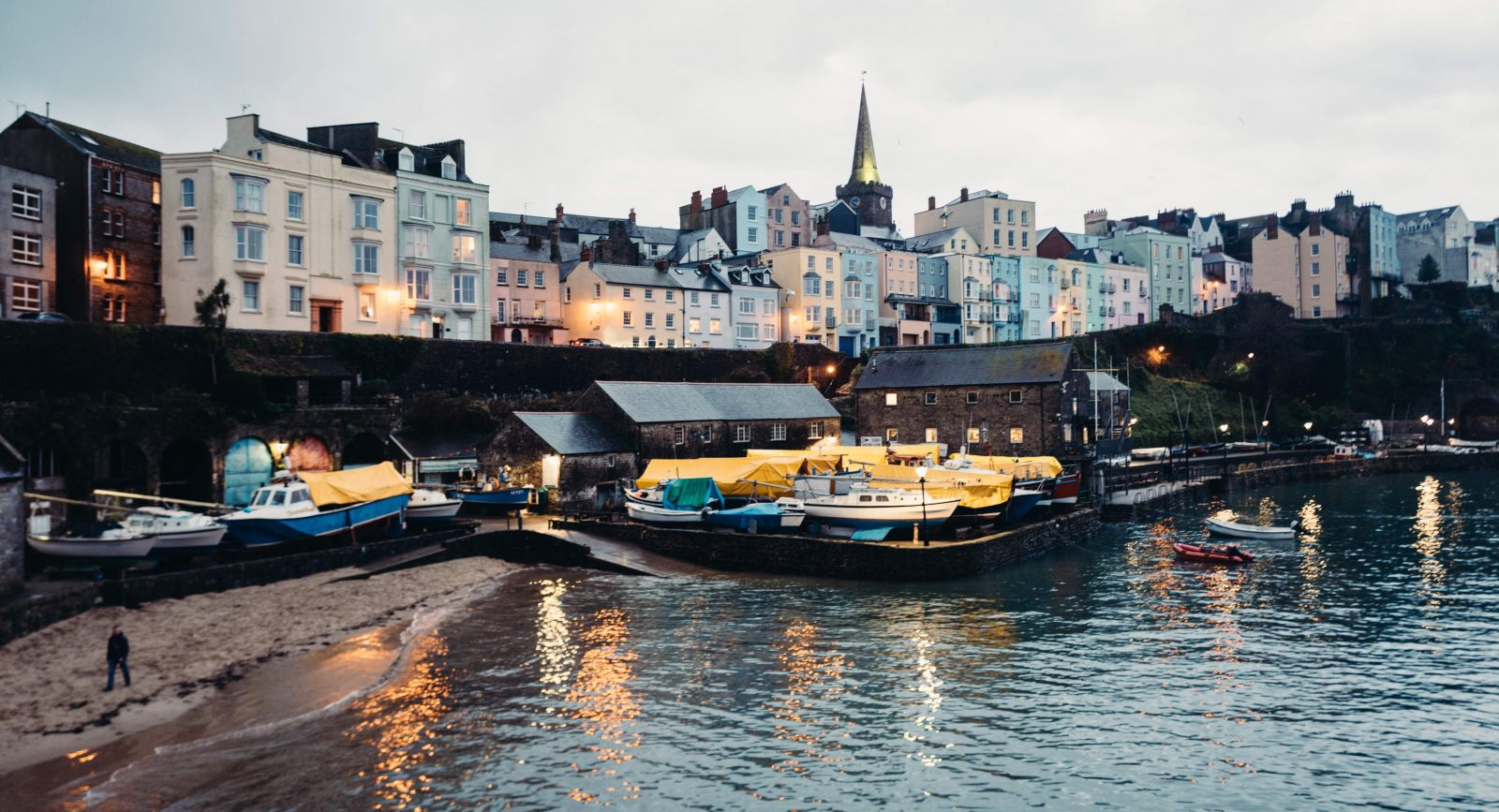 Tenby with Coastal Cottages
