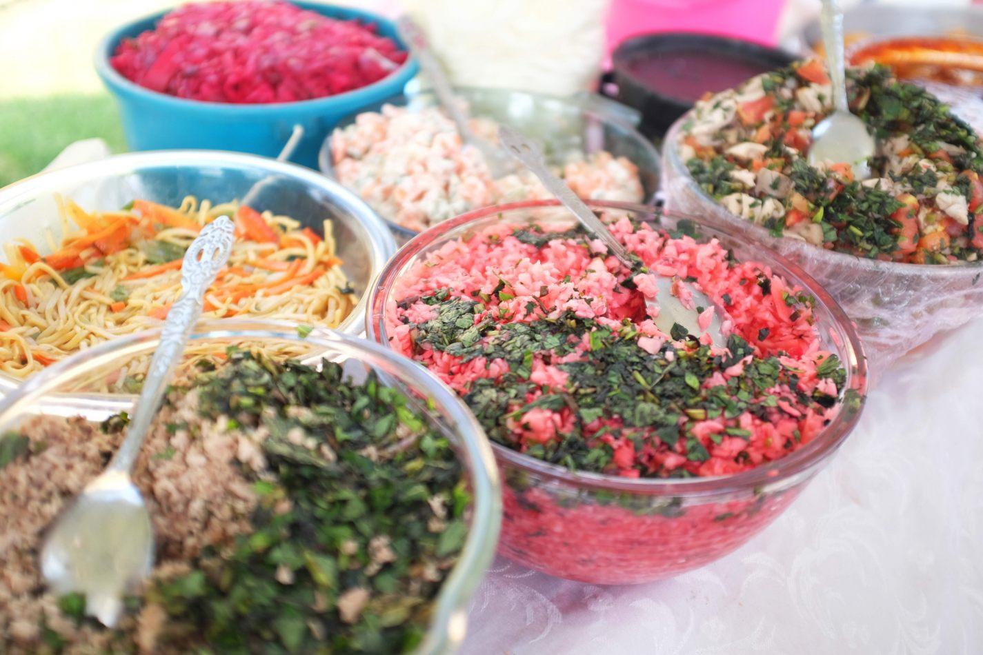 Hibiscus & Nomada : - - Street Food