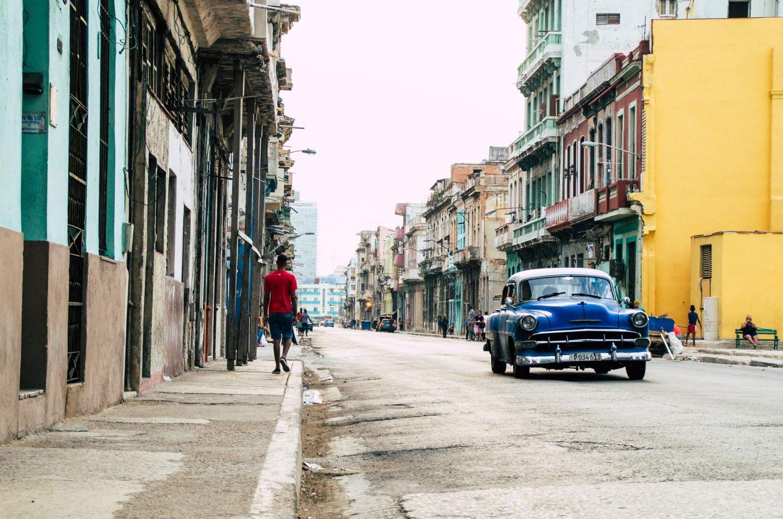Hibiscus & Nomada : - - La Habana