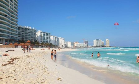 City Guide to Cancun: Downtown & Hotel Zone