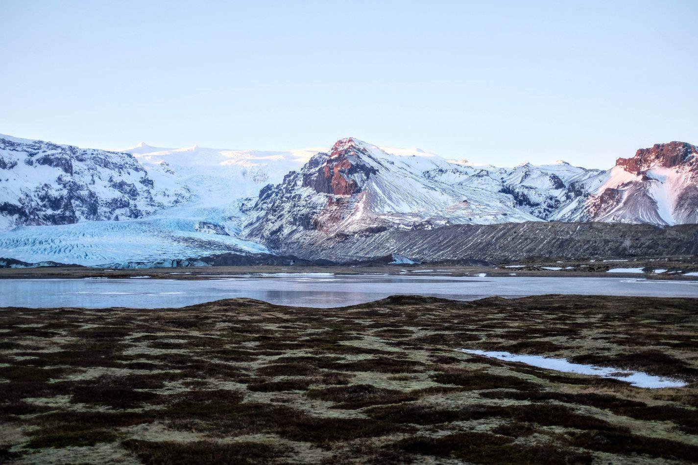 Hibiscus & Nomada : - - Kviarjokull Glacier