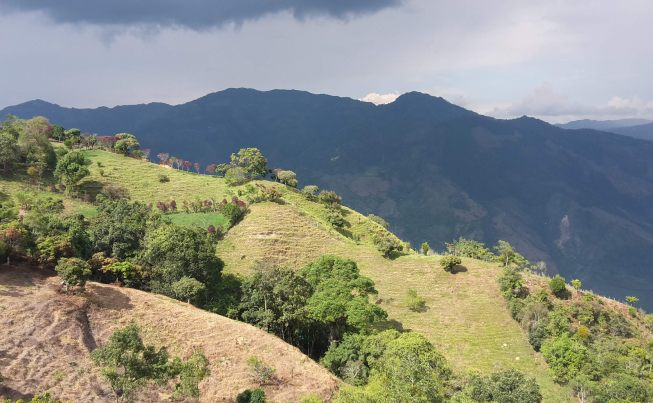 Motorcycle Journeys The long and unexpected road from Medell� n to Cali