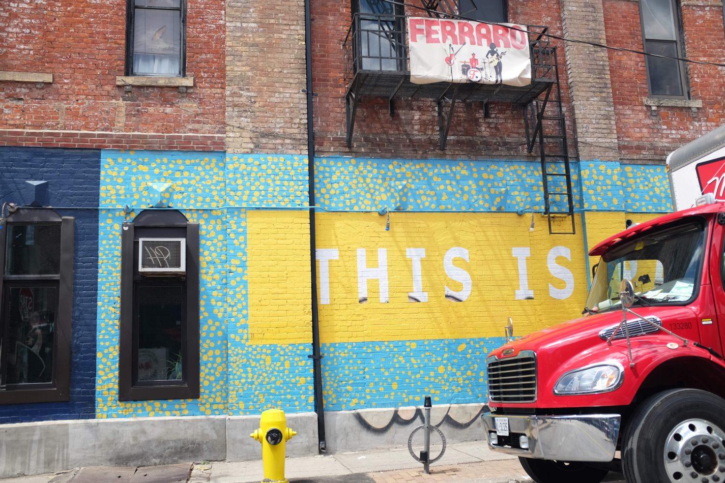 Hibiscus & Nomada : - - Queen Street West