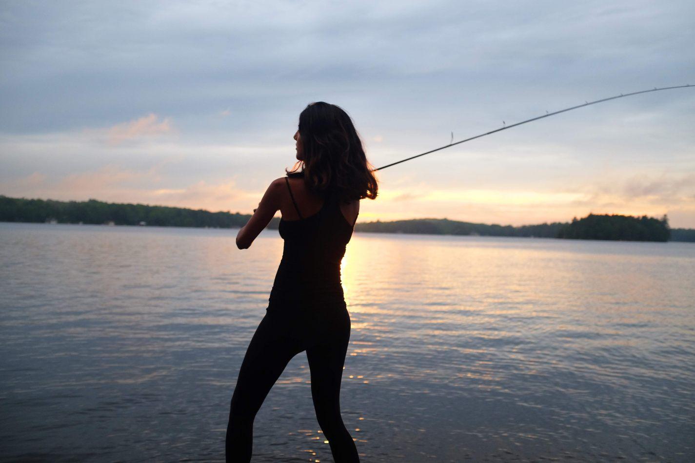 Hibiscus & Nomada : - - Bass Fishing