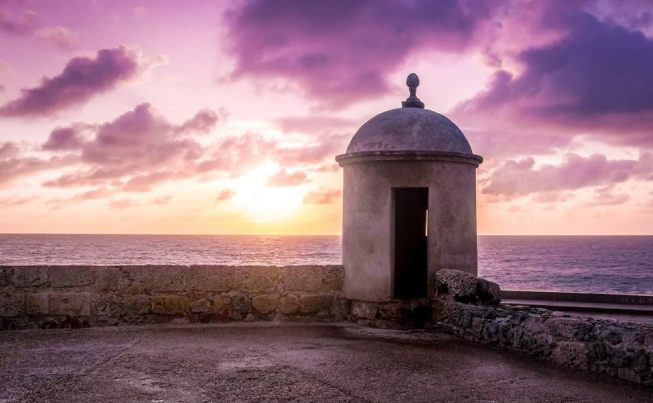 Cartagena  Colombia Finding peace in a chaotic journey