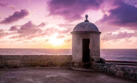 Cartagena, Colombia: Finding peace in a chaotic journey