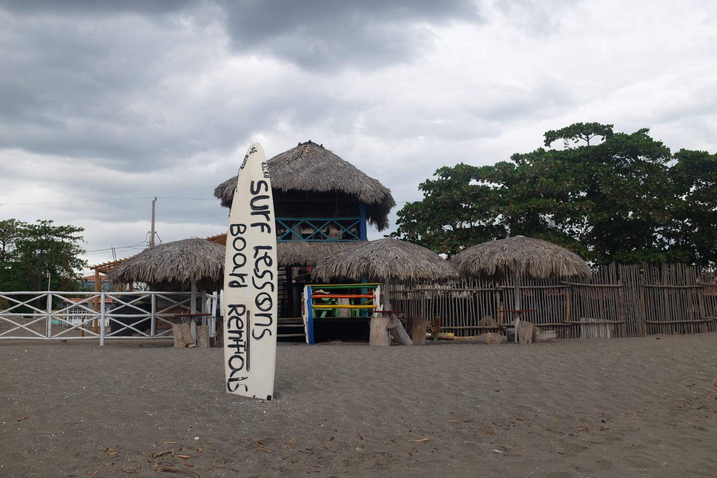 Hibiscus & Nomada : - - Surf Lessons