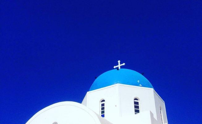 5 Day Travel Itinerary in Santorini