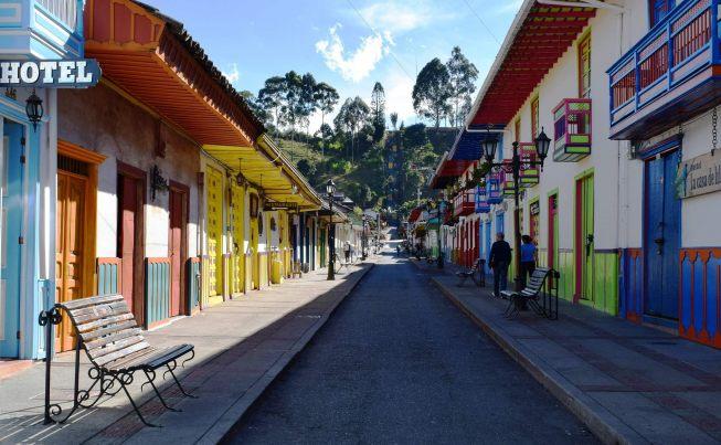 Colombia The Next Top Tourist Destination
