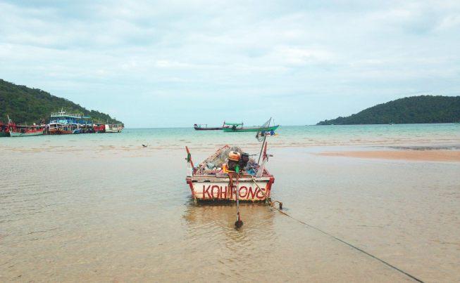 Backpacker Paradise Koh Rong Samloem
