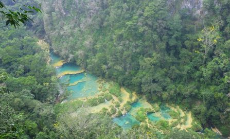 Day Tour to Semuc Champey