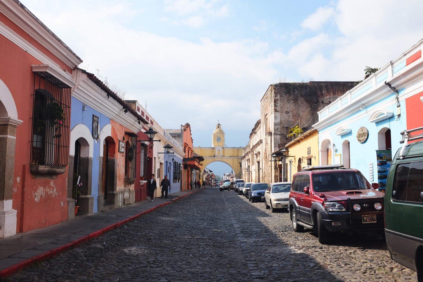 Hibiscus & Nomada : - - Antigua Arch