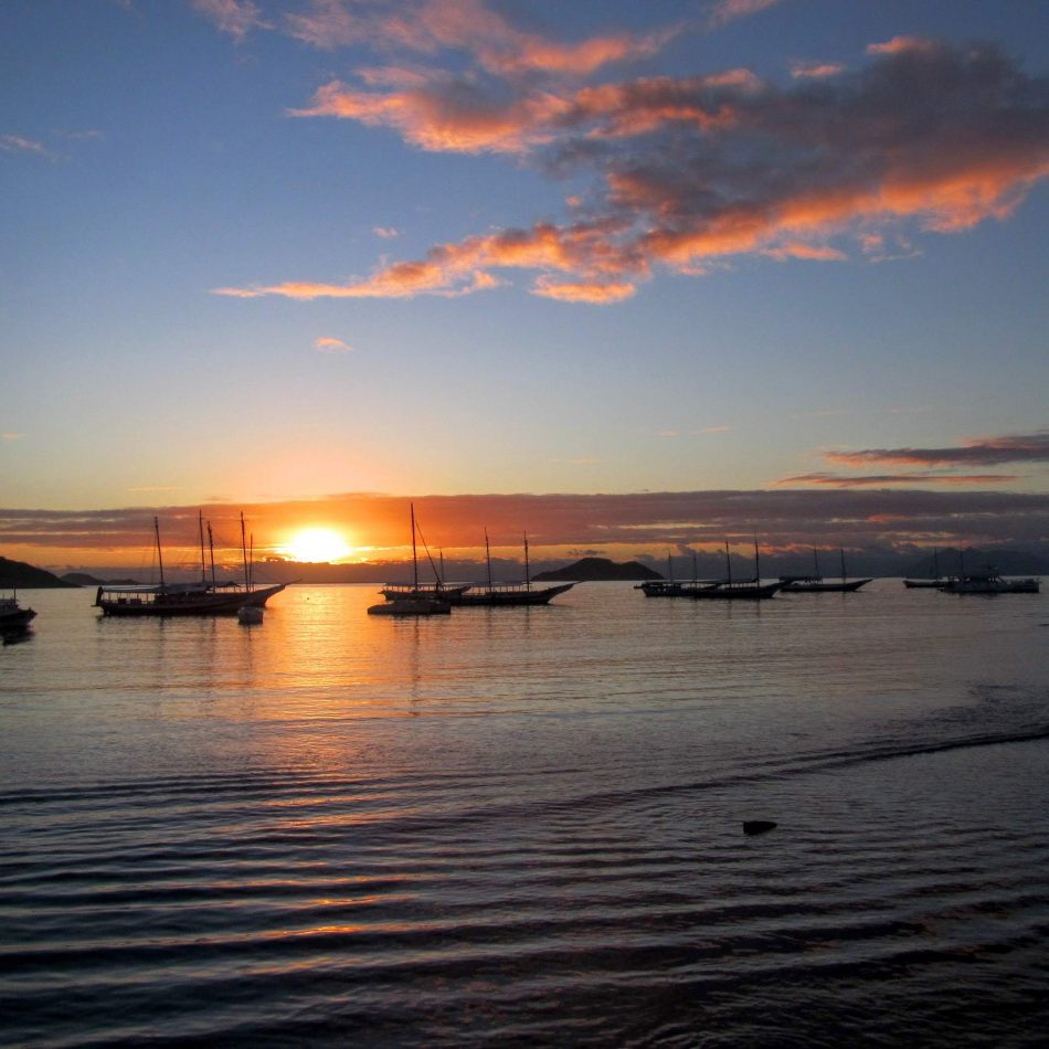 Hibiscus & Nomada : - - Sunset in Buzios