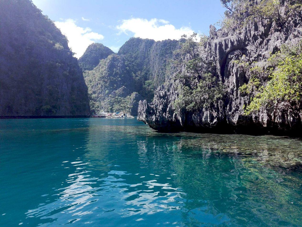 Hibiscus & Nomada : - - Kayangan Lake, Coron