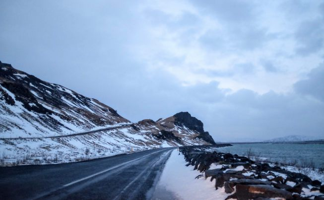 Travel to Iceland in Winter